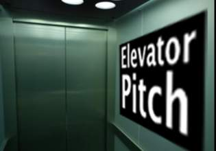 The elevator pitch – for senior executives