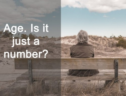 Age. Is it just a number? [Podcast]