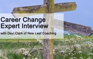 Career Change Expert Interview