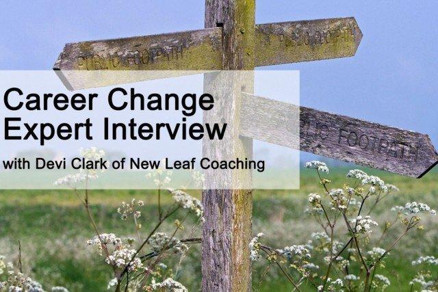 Career Change Expert Interview
