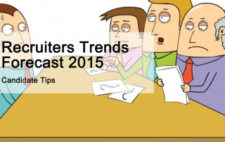 Recruiters Trends Forecast 2015
