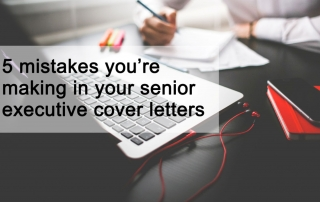 Senior Executive Cover Letter Examples