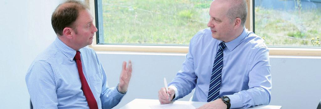 Senior Executive asks Steve Nicholls how career coaching will help him