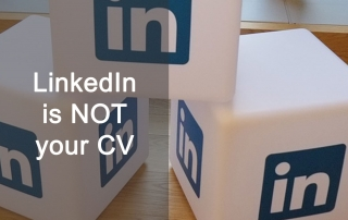 LinkedIn is not your CV