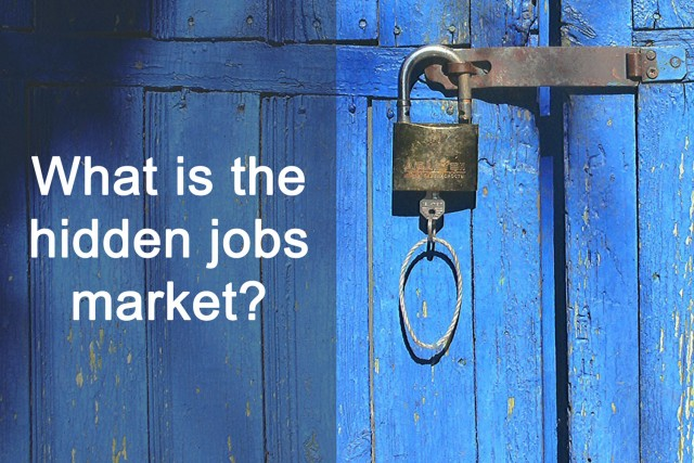 How To Find Hidden Jobs