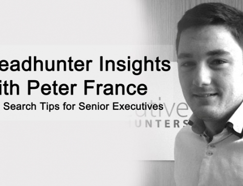 Headhunter Insights with Peter France: Social media
