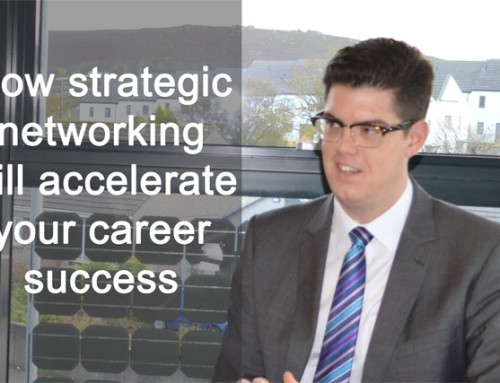 How strategic networking can accelerate your career success [Podcast]