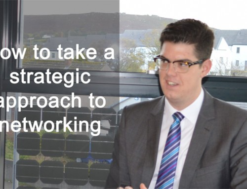 How to take a strategic approach to networking [Podcast]