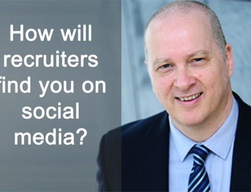 How will recruiters find you on social media? [Podcast]