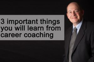 3 important things you will learn from career coaching