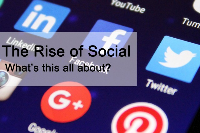 The rise of social leadership - what's this all about?