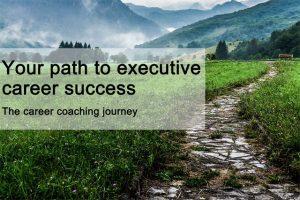Your path to executive career success
