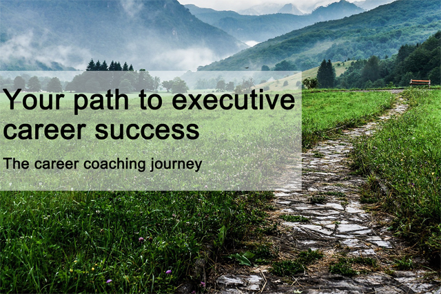 Your path to executive career success