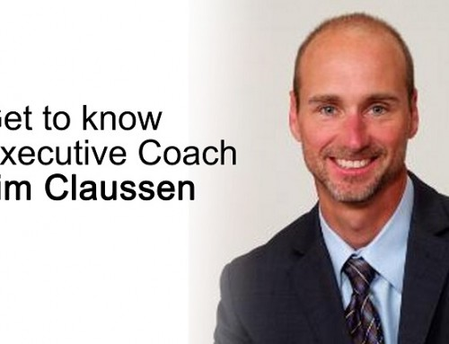 Get to know executive coach: Jim Claussen