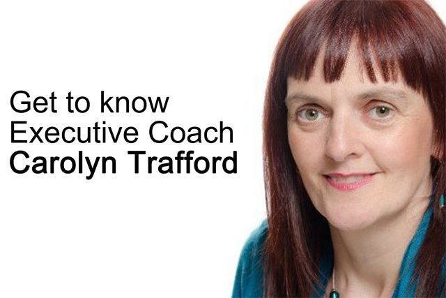 get to know executive coach carolyn trafford