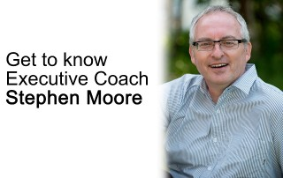 get to know coach stephen moore