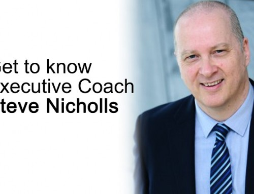 Get to know our Managing Director: Steve Nicholls
