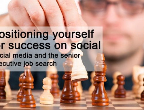 Positioning yourself for success on social