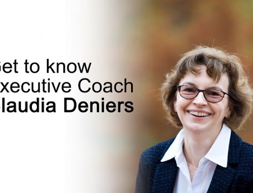 Get to know executive coach: Claudia Deniers