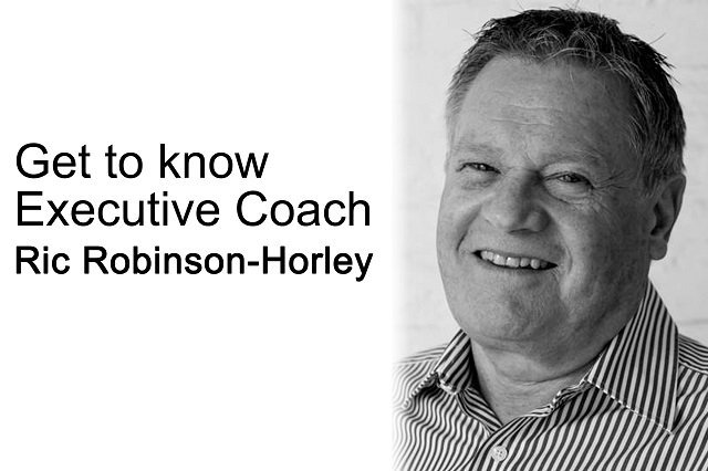 get to know coach Ric Robinson-Horley