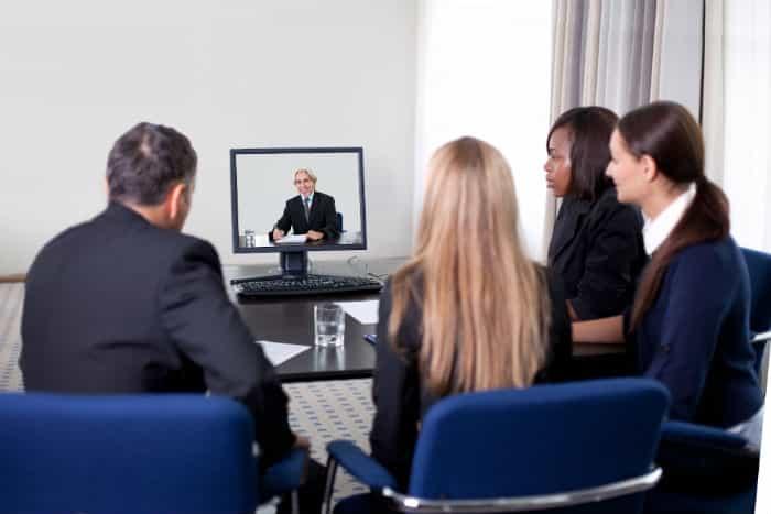 Skype Job Interview Etiquette Executive Connexions