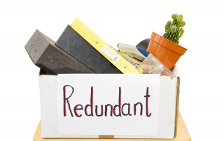 What to do after redundancy