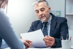interview questions for senior executives