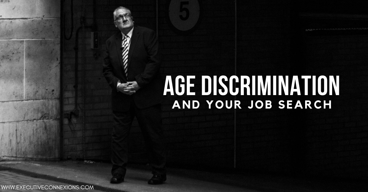 How you can overcome ageism in your job search
