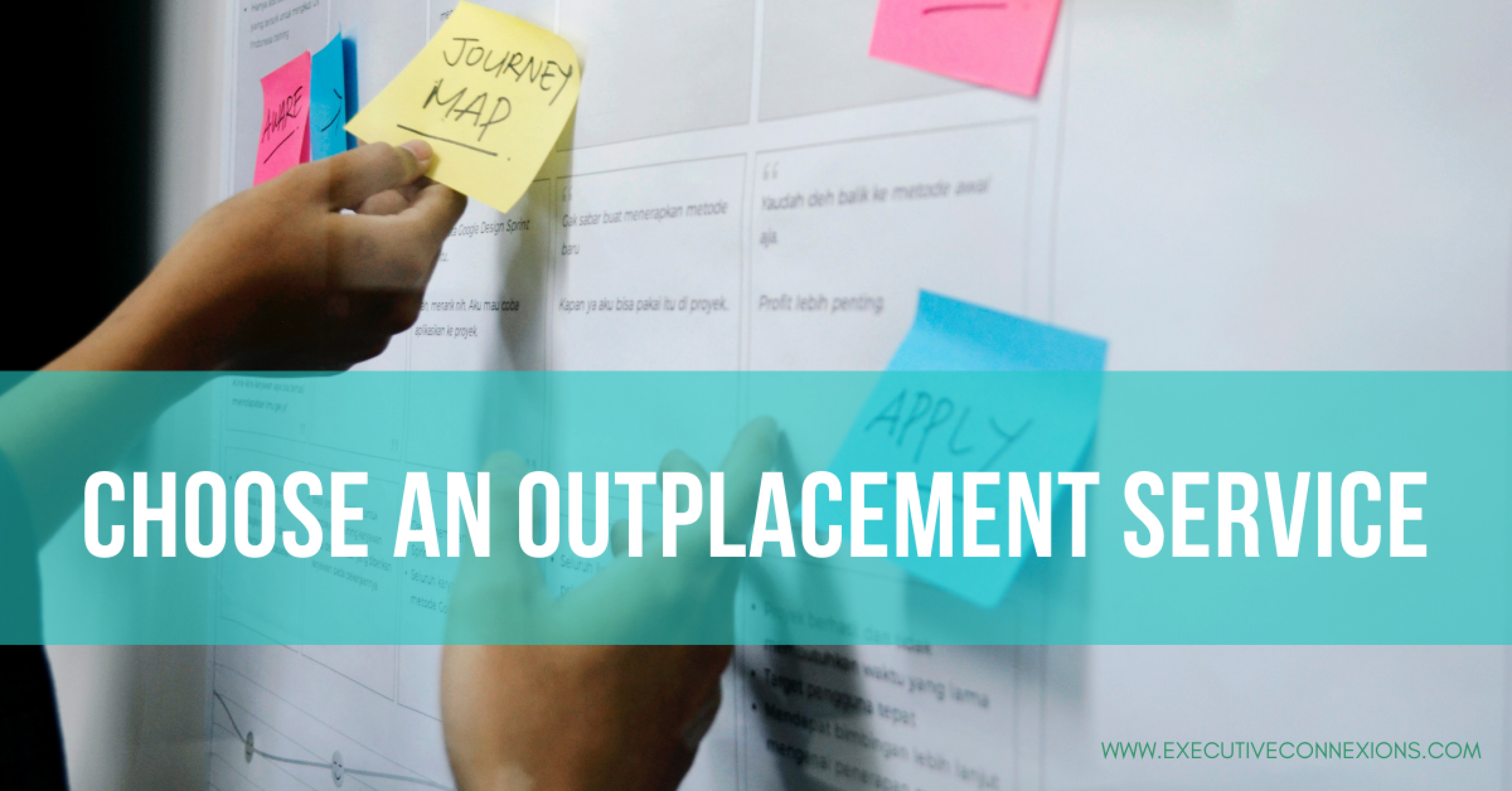Choose An Outplacement Service for your Organisation