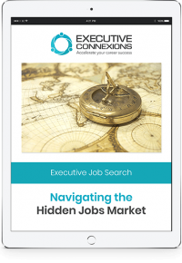 The Hidden Jobs Market Executive Connexions